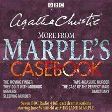 Audio CD - More from Marple's Casebook: BBC Radio 4 by Agatha Christie