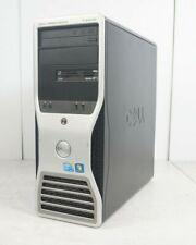Dell Precision T3500 Workstation Intel W3503 2.4GHz 4GB 500GB Win7Pro No OS GPU