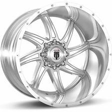 4 New American Truxx Vortex Chrome 22x12 8x170 Ford F-250 Superduty