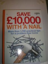 Save £10,000 with a Nail By Julian Browne