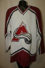 Authentic Colorado Avalanche Mens XL NHL Hockey Jersey