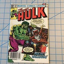 The Incredible Hulk #271 1st Comic Appearance Rocket Raccoon GoTG Guardians 1982