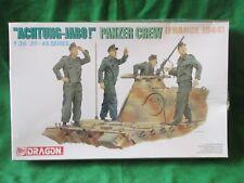 Dragon German Panzer Tank Crew France modèle 1944 Kit 1/35 #6191