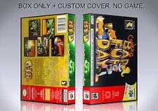 CONKER'S BAD FUR DAY. NTSC. Box/Case. Nintendo 64. BOX + COVER. (NO GAME).