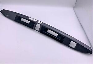 OEM 14-19 Lexus IS250 IS350 Sport Rear Trunk Lid Molding License Plate Panel 1H9