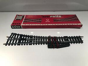 JOUEF HO Rails AIGUILLAGES CROISEMENTS Réf 4186