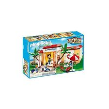 NEW PLAYMOBIL SUMMER FUN 5998 TROPICAL ISLAND HOTEL DISTRESSED PACKAGING