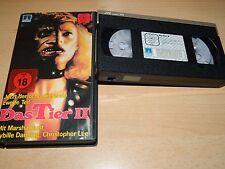 Das Tier 2 (Howling 2) Sybil Danning - Chriostopher Lee- Thorn EMI - VHS - ab 18