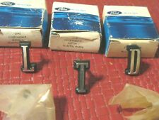 NOS 1969-1970 Ford LTD hood letter SET