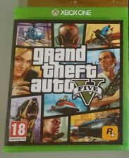 GTA 5 Grand Theft Auto V Xbox One Excellent Condition