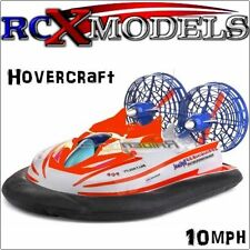 1/10 Radio-Controlled Boats & Hovercraft