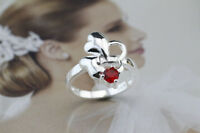Wholesale 925 Sterling Silver Plated Women Fashion jewelry Rings SIZE US8 #14