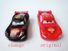 New Disney Pixar Cars Color Changers Lightning McQueen Red New Loose