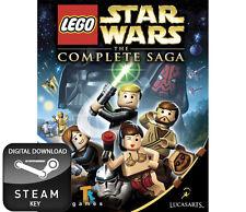 Lego Star Wars The Complete Saga clave de vapor Pc Y Mac
