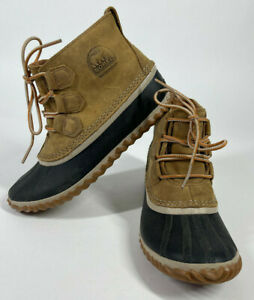 Sorel Out N About Duck Boots Size 4 - Never worn *FREE POSTAGE*