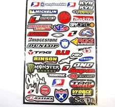 GRAPHICS DECAL STICKERS Kit for HONDA CRF50 SDG SSR 107 110 125 ATV QUAD