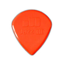 Jim Dunlop 47P3N Dunlop  Jazz Iii Red Nylon Picks - 6 Pack