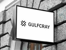 GulfCray.com PREMIUM Personal Branding Domain Name GoDaddy Real Estate