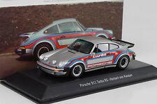 1975 Porsche 911 Turbo RS Herbert von Karajan 1:43 Spark Museum MAP