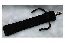 3 Drawstring Black Velvet Pen Sleeve Pouch Made with for Swarovski Crystal Pen