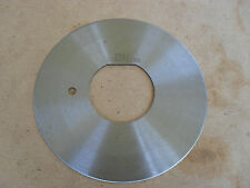 NEW KNIFE FOR LIGHTNING 4-1/4 ROUND KNIFE INDUSTRIAL CUTTER