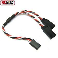 Etronix 22AWG Futaba trenzado y cable de extensión de Cable Servo plomo Esc 30 cm ET0753