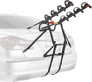Allen Sports Premier 4-Bike Trunk Rack, Model S104 , Black