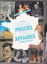 Grands Procès et Grandes Affaires - Philippe Valode - De Vecchi