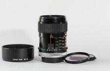 Canon Macro Lens FD 50mm 1:3.5 s.s.c.