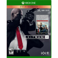 Warner Bros. Interactive Entertainment Hitman 2 Gold Edition for Xbox One Video