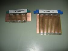 Yaesu FT-7 Transceiver Extender Board Pair Riser in KIT FORM