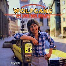 "7"" WOLFGANG HOFER In uns'rer Stadt / Adieu mein Clown Mercedes W123 CRYSTAL 1978"