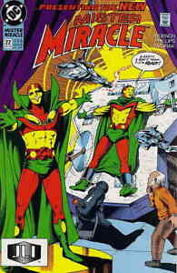 Mister Miracle (2nd Series) #22 VF; DC | save on shipping - details inside