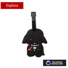 STAR WARS DARTH VADER NAME TAG, ID LABLE FOR LUGGAGE, BAG