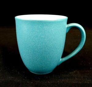 NORITAKE Colorwave Turquoise Stoneware, Coffee Mug, New Never Used