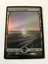 Snow Covered Swamp - Mint - Foil - ENG