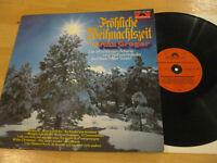 LP Max Greger Fröhliche Weihnachtszeit Glenn Miller Sound Vinyl Polydor 2371 960