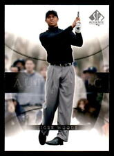 2004 SP Authentic #37 Tiger Woods Long Sleeve (ref 13352)