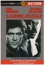 L'ARME FATALE - MEL GIBSON, DANNY GLOVER... DVD NEUF