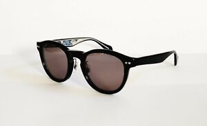 Oliver Peoples Sunset Blvd Sunglasses Black/Gray  size 50 new