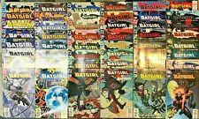 BATGIRL#1-73 VF/NM LOT 2000 (48 BOOKS) DC COMICS