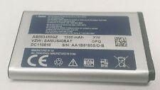 Original OEM Samsung Battery U660 U640 Convoy 2 AB663450GZ 1300mAh
