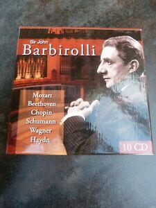 Sir John Barbirolli   10 CD-Box