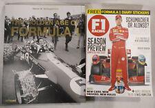 The Golden Age of Formula 1 Rainer W. Schlegelmilch + F1 Racing Magazine 03.2019