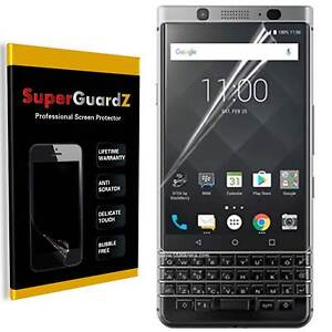 SuperGuardZ® Clear FULL COVER Screen Protector For BlackBerry Keyone / Mercury