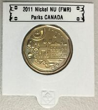 CANADA 2011 New 1$ LOONIE Parks CANADA (BU directly from mint roll)