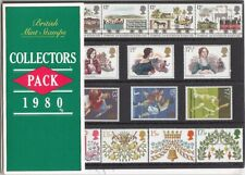 1980 - British Mint Pictorial Stamps  - Royal Mail Collectors Pack