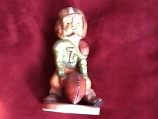 Vintage Old Time Football Player Figurine (Made In Japan)
