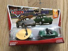 Kimberly Rims & Carinne Cavvy 7 cm lang Mattel 3+ Cars 2er Pack Neu