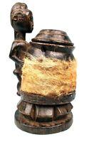 Arte Africano - Scatolina Topo O Cricket Baule - Mouse Oracle - 24 CMS